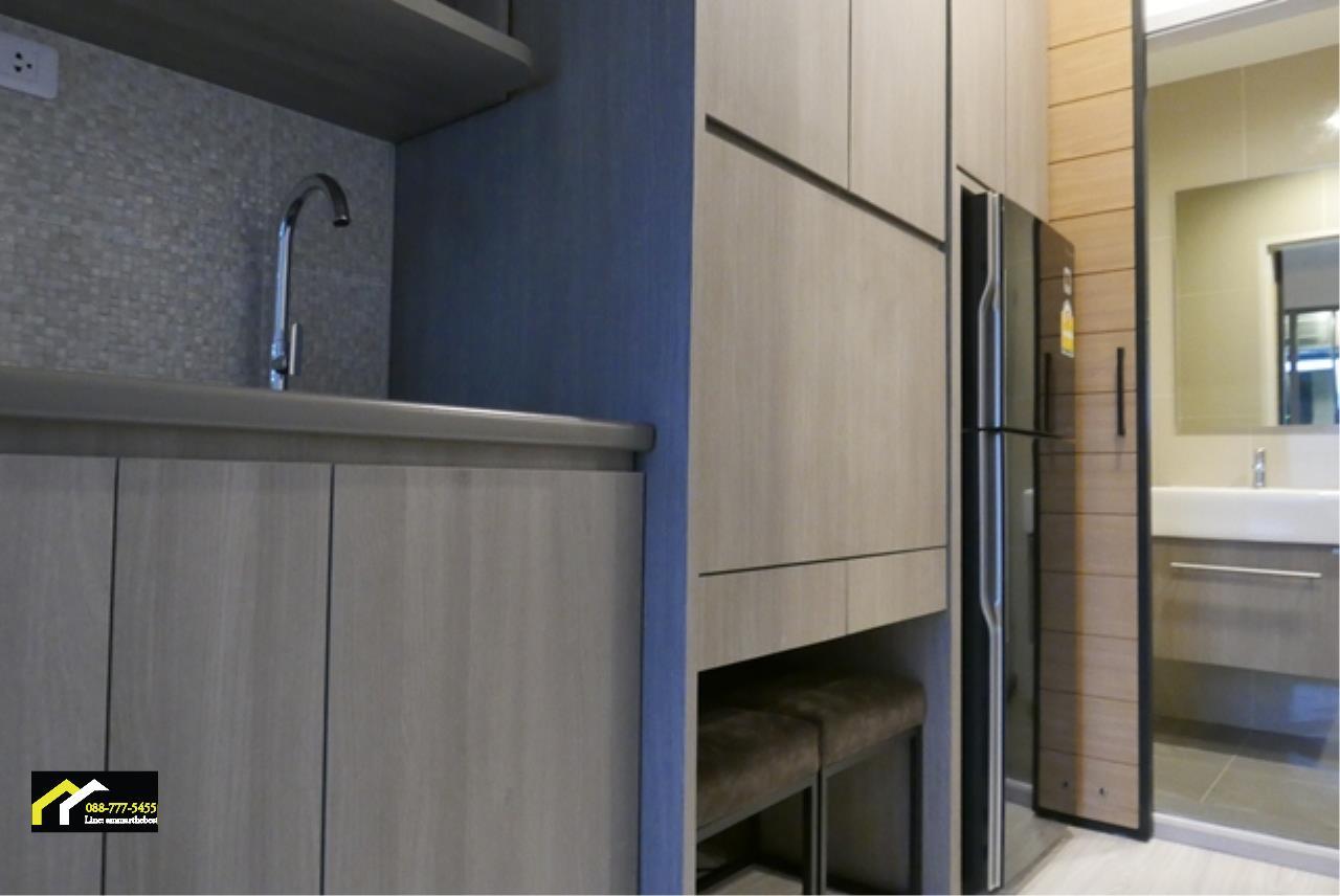 Agent - Ammar Agency's Rent Ideo Mobi Bangsue Grand Interchange condo 18 fl 1 Bedroom 8