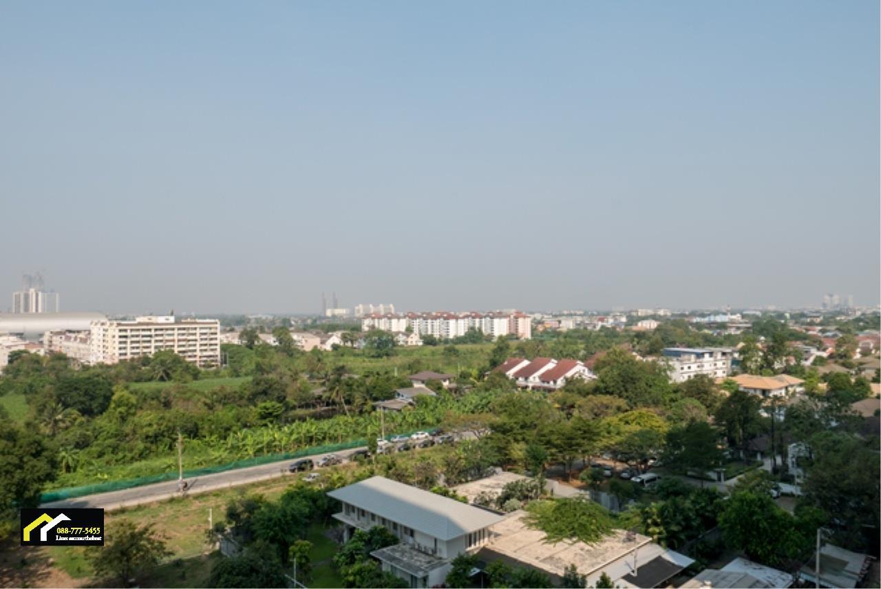 Agent - Ammar Agency's Sale LPN Park Ratthanathibet- Ngamwongwan condo 10 fl, C bldg., 7