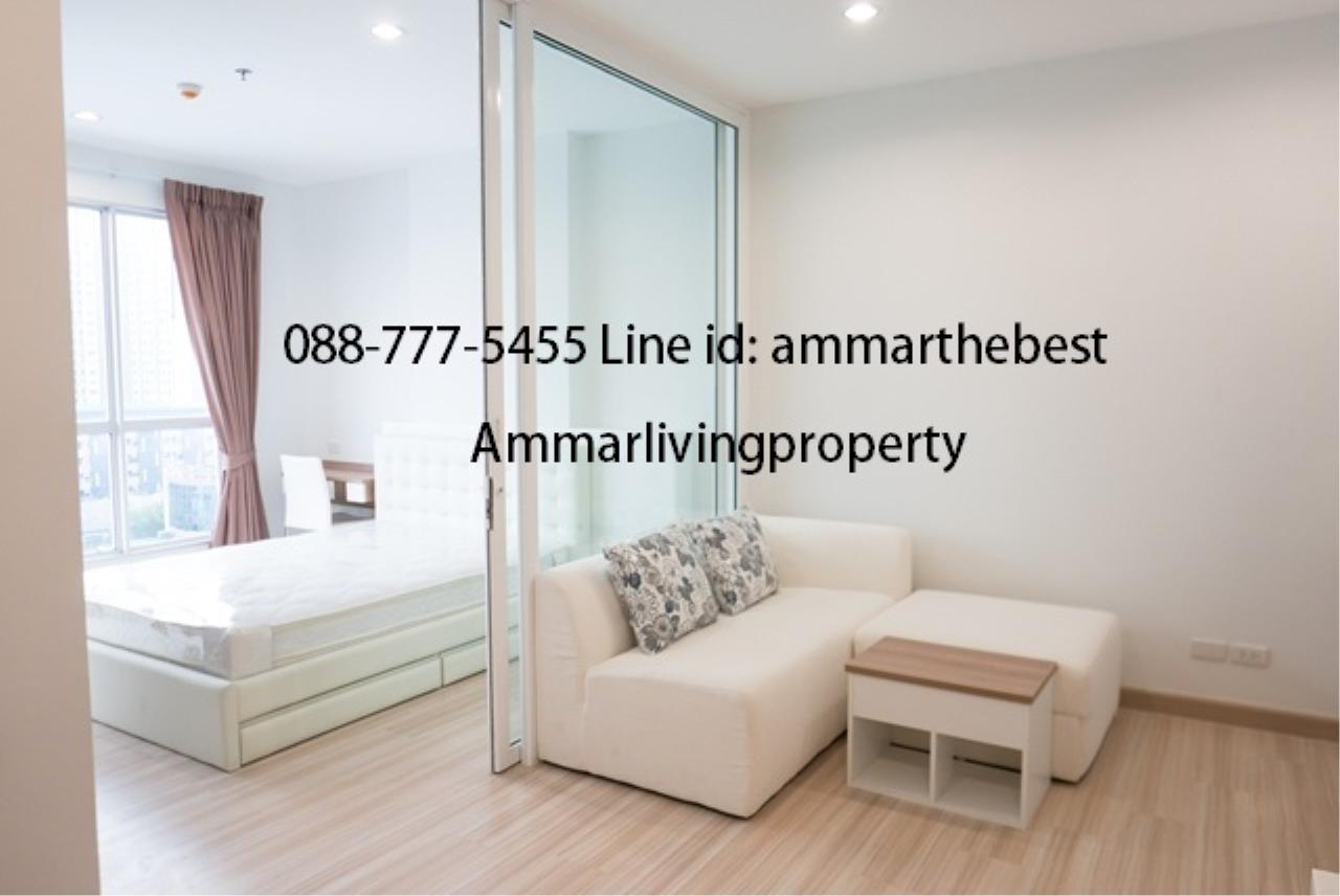 Agent - Ammarlivingproperty Agency's Rent the hotel condominium 1 Bedroom 10 fl (ALP-C-1802028) 1