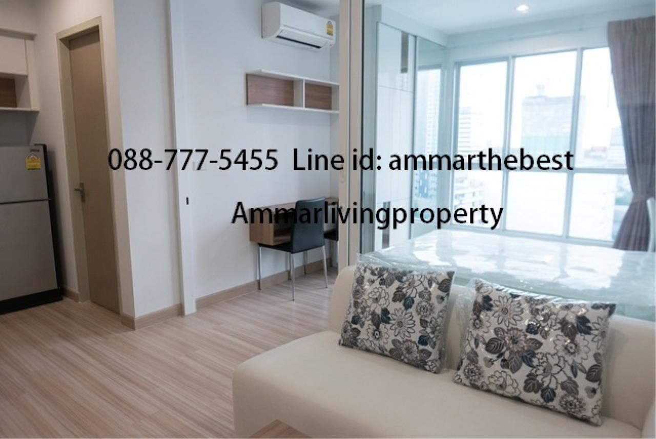 Agent - Ammarlivingproperty Agency's Rent the hotel condominium 1 Bedroom 10 fl (ALP-C-1802028) 2