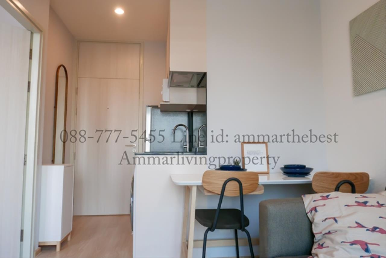 Agent - Ammarlivingproperty Agency's  Rent Noble Revolve Ratchada 1 bedroom 22 fl (ALP-C-180301) 3