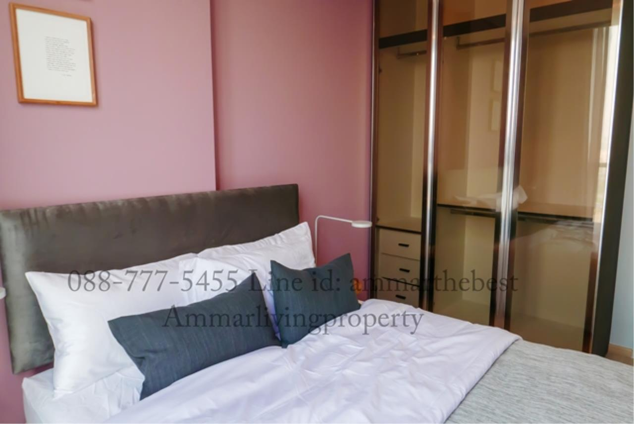 Agent - Ammarlivingproperty Agency's  Rent Noble Revolve Ratchada 1 bedroom 22 fl (ALP-C-180301) 4