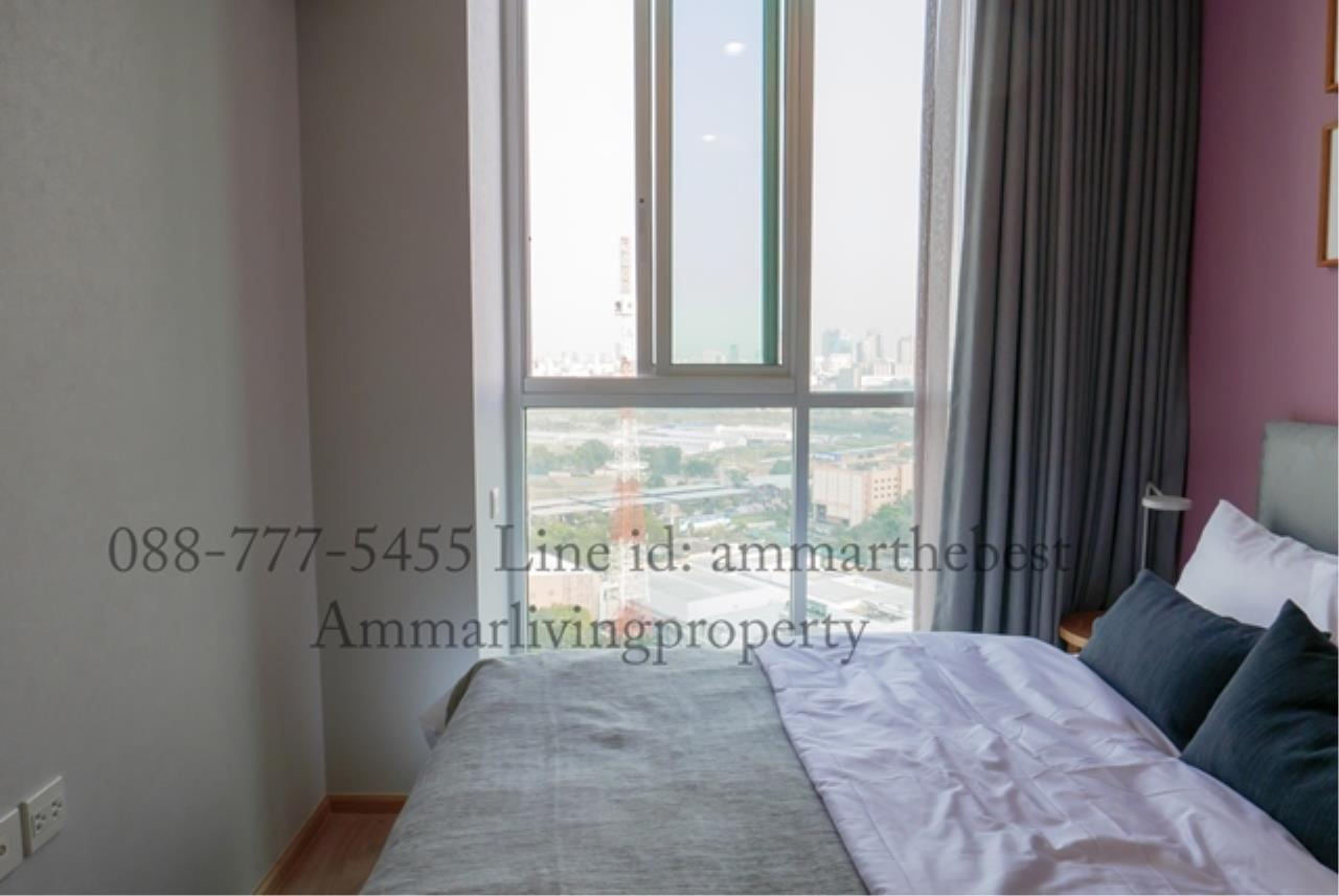 Agent - Ammarlivingproperty Agency's  Rent Noble Revolve Ratchada 1 bedroom 22 fl (ALP-C-180301) 5