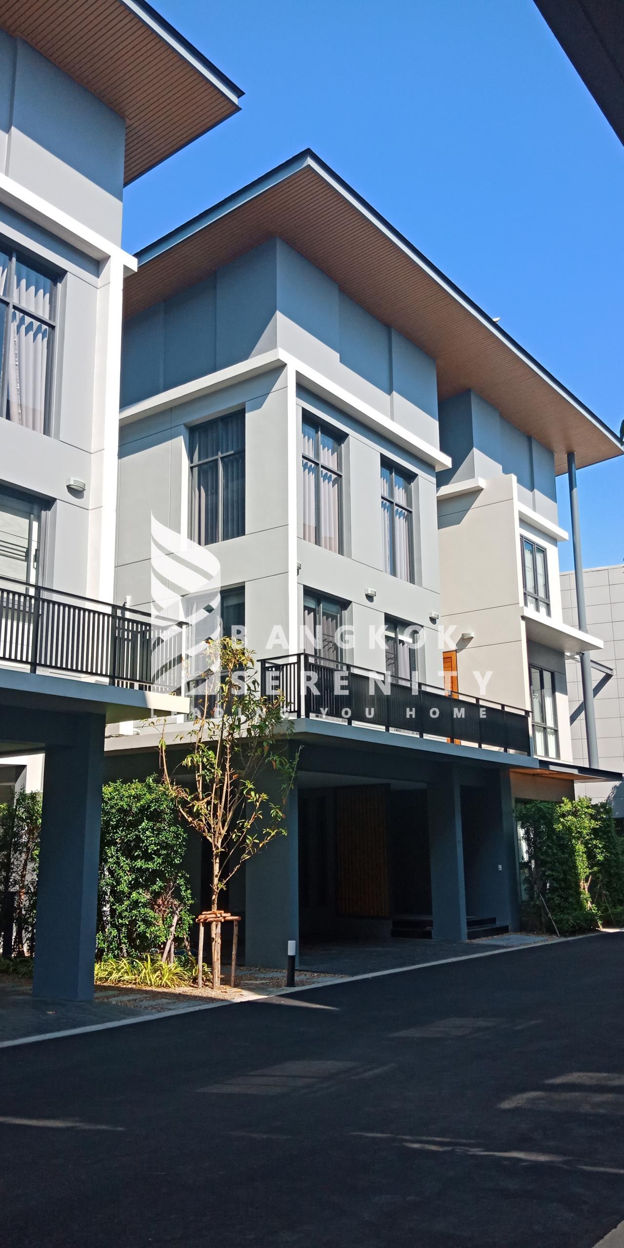 Bangkok Serenity Agency's House for rent near Bangkok Patana School 2