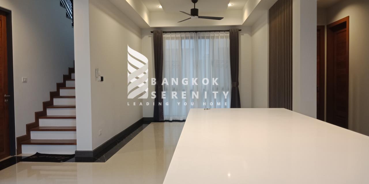 Bangkok Serenity Agency's House for rent near Bangkok Patana School 7