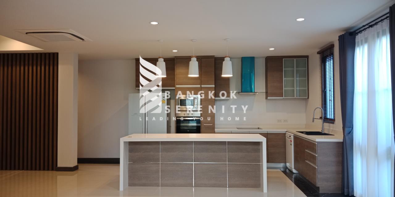 Bangkok Serenity Agency's House for rent near Bangkok Patana School 9
