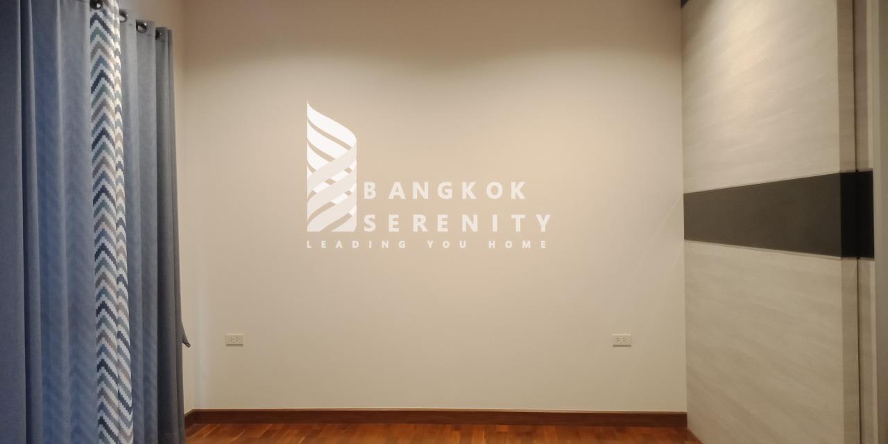 Bangkok Serenity Agency's House for rent near Bangkok Patana School 20