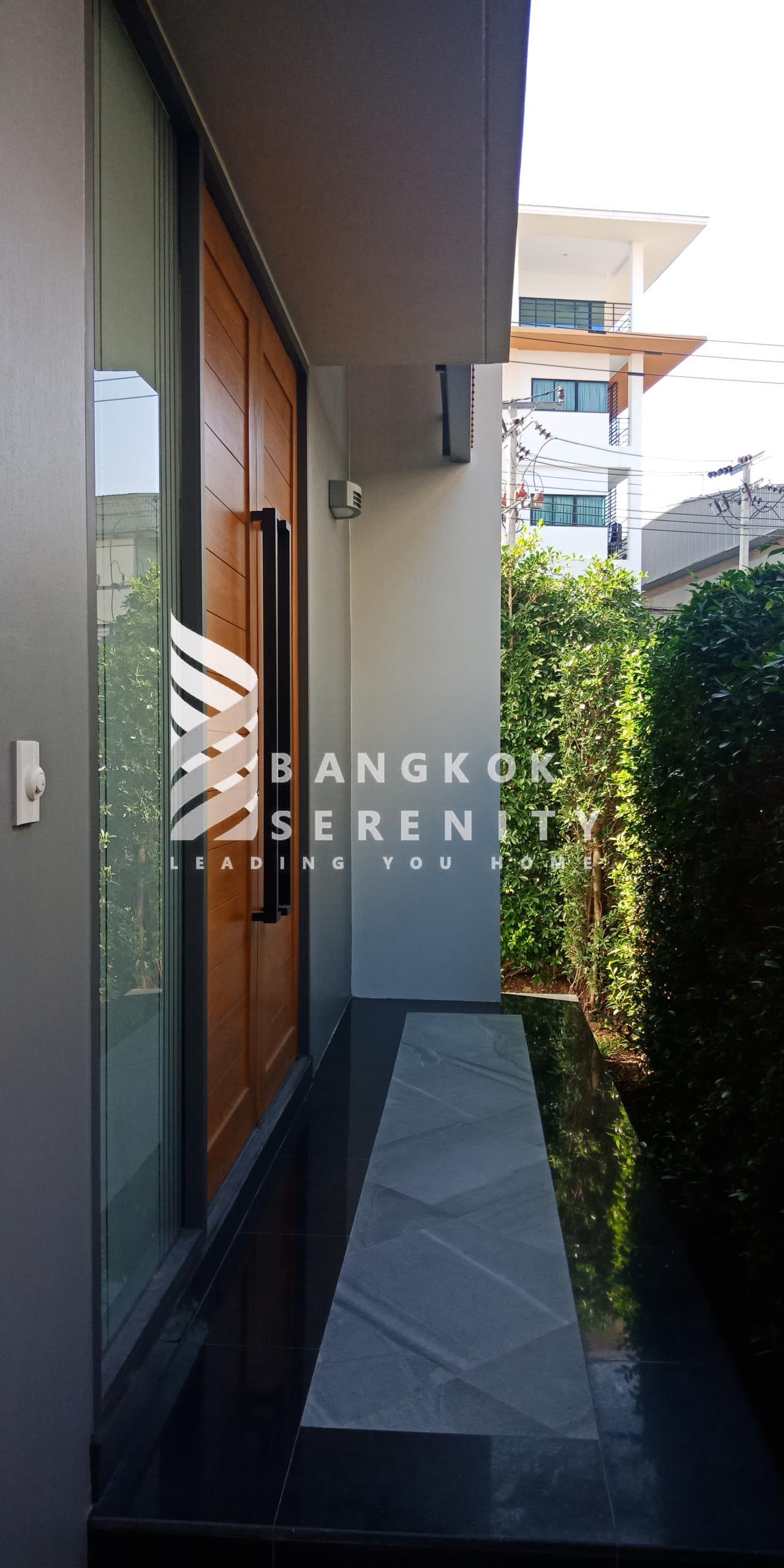 Bangkok Serenity Agency's House for rent near Bangkok Patana School 3