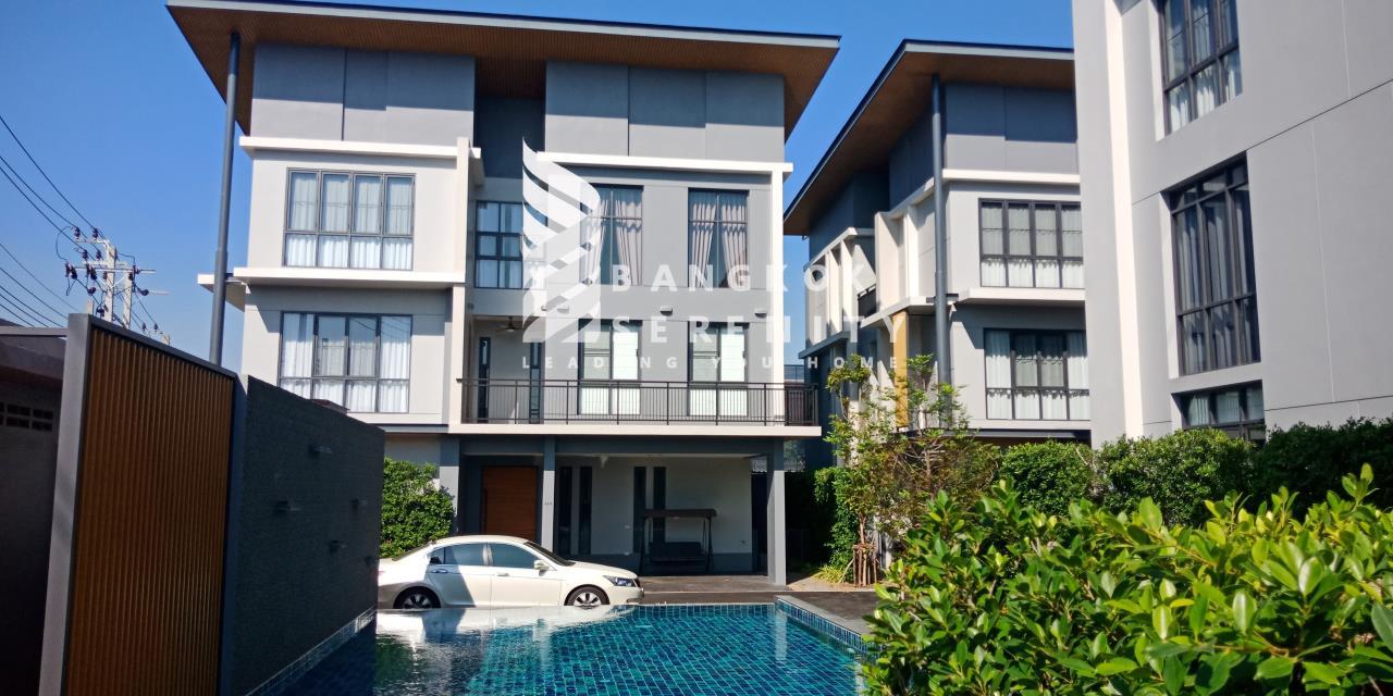 Bangkok Serenity Agency's House for rent near Bangkok Patana School 1