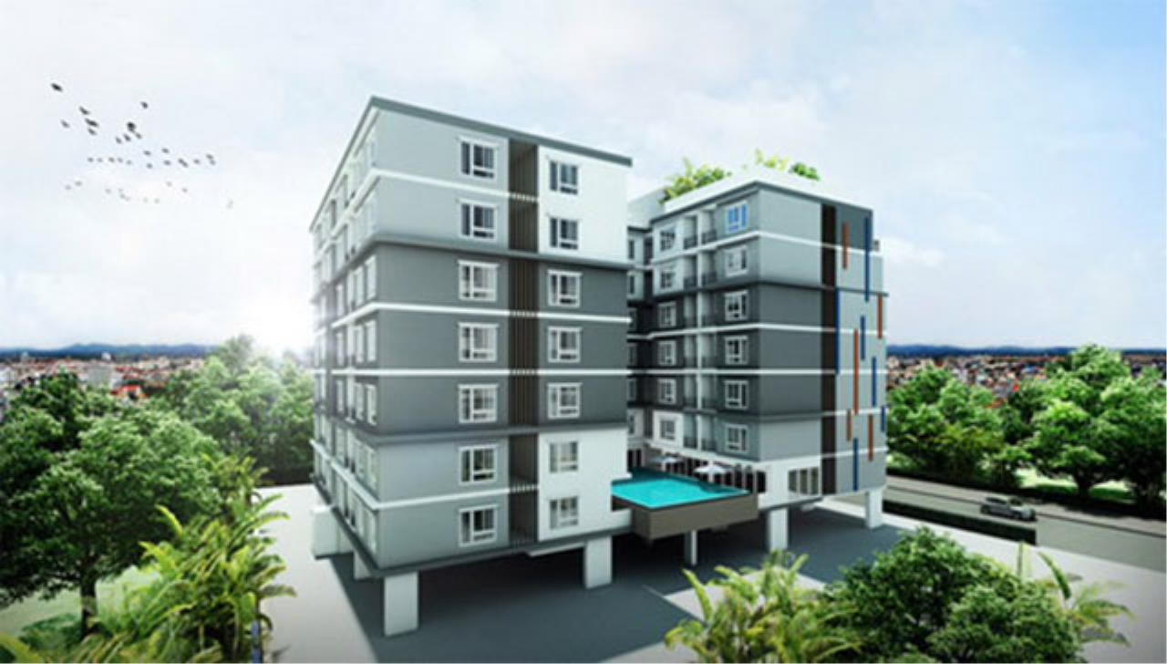 Agent - Sarunya jantanakorn Agency's BE0031 Condo for Sale The One Plus @ Srinakarindra fl.7th 29 sqm 1 bed near ARL Huamark 2