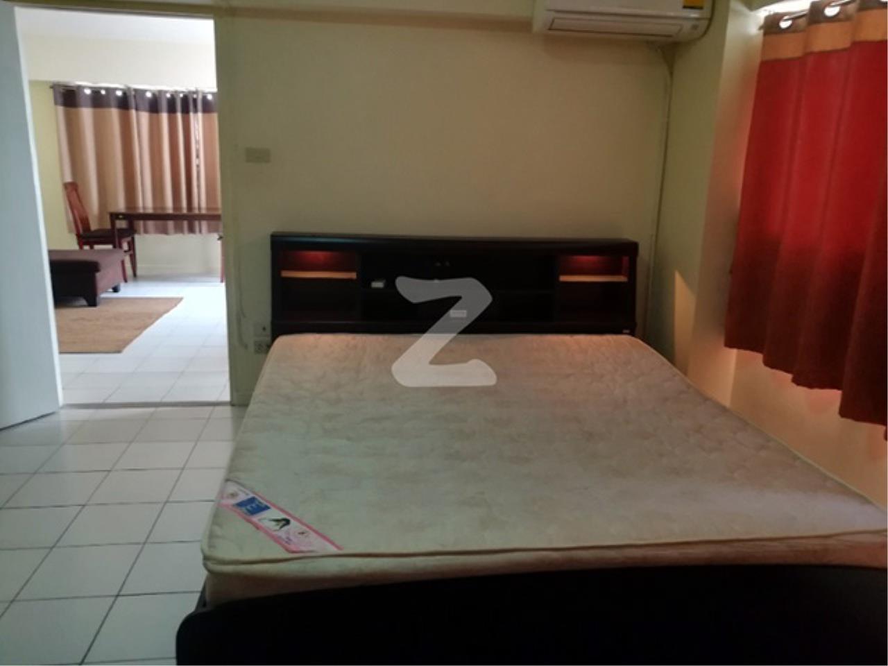 Agent - Sarunya jantanakorn Agency's BE0034 Condo for Sale Lumpini Center Happyland fl.6th 43 sqm 1 bed near The Mall Bangkapi 1