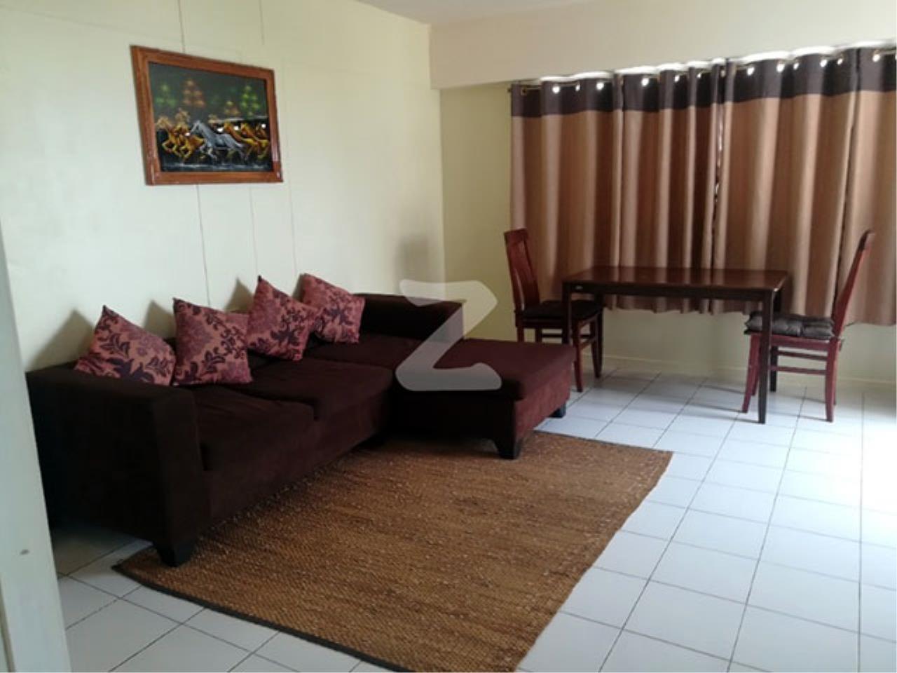 Agent - Sarunya jantanakorn Agency's BE0034 Condo for Sale Lumpini Center Happyland fl.6th 43 sqm 1 bed near The Mall Bangkapi 4