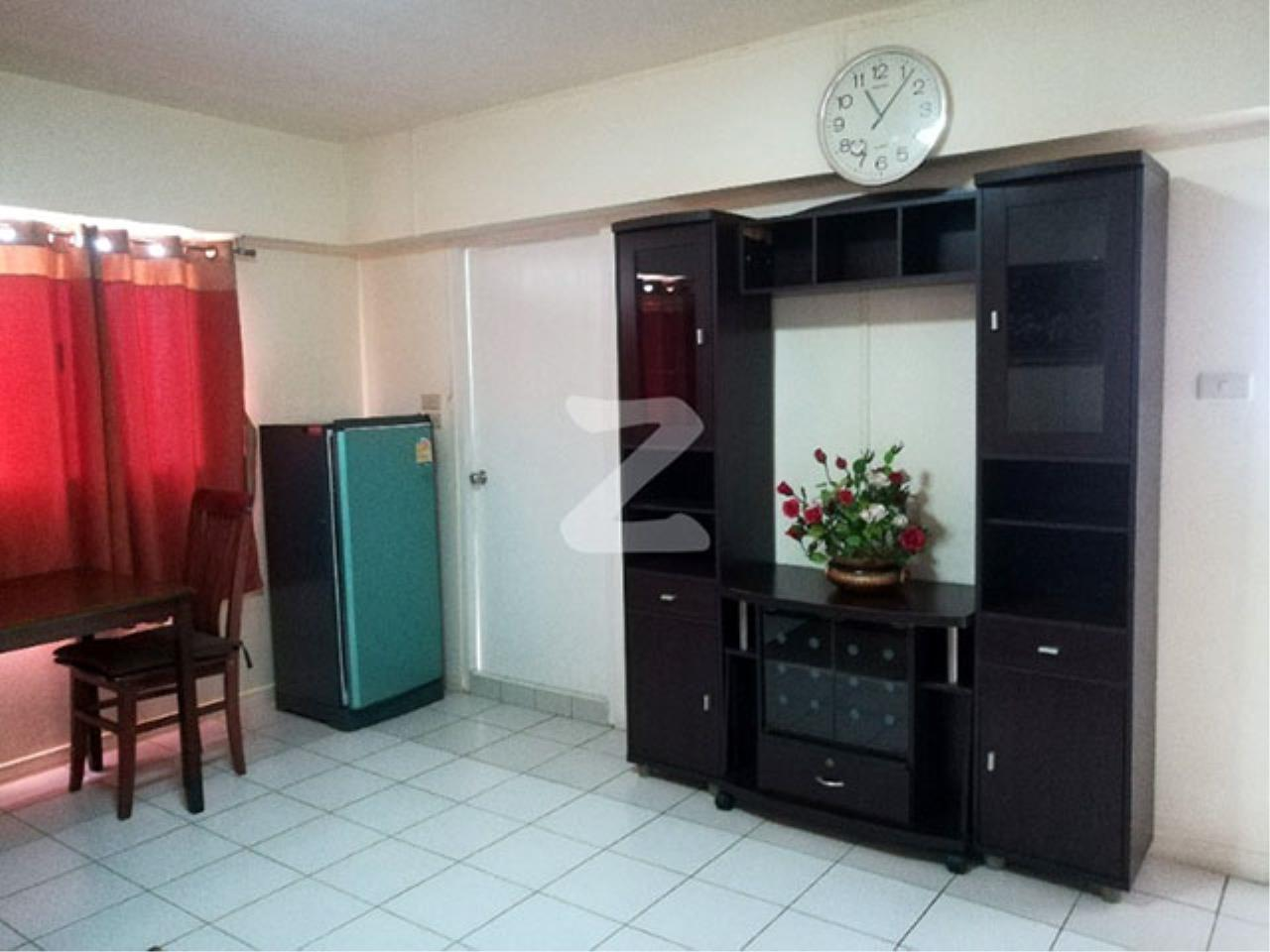 Agent - Sarunya jantanakorn Agency's BE0034 Condo for Sale Lumpini Center Happyland fl.6th 43 sqm 1 bed near The Mall Bangkapi 5