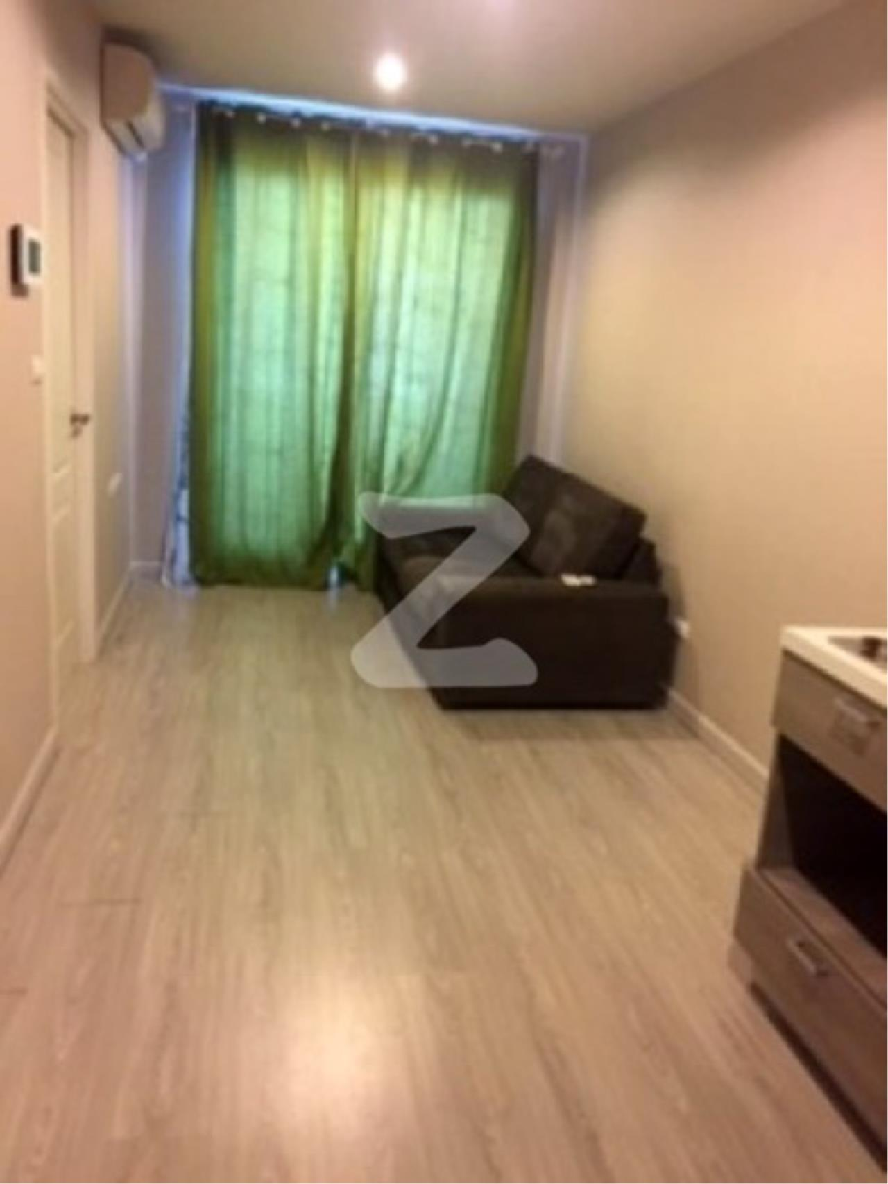 Agent - Sarunya jantanakorn Agency's BE0036 Condo for Sale The Privacy Ratchada-Sutthisan fl.2nd 33 sqm 1 bed near MRT Sutthisan 3