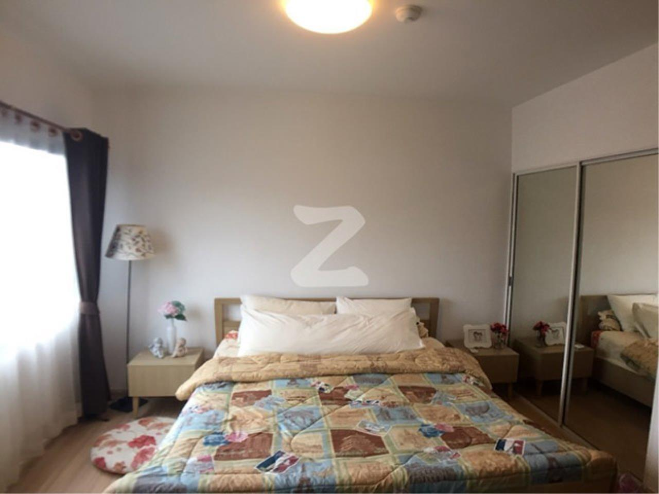 Agent - Sarunya jantanakorn Agency's BE0037 Condo for Sale A Space Play Ratchada-Sutthisarn fl.2nd 33 sqm 1 bed near MRT Sutthisan 2