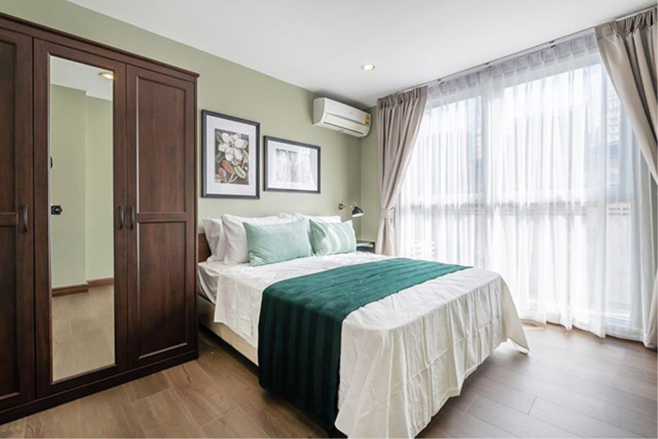 Agent - Sarunya jantanakorn Agency's BE0116 Condo for Sale The Niche Sukhumvit 49 fl.2nd 44 sqm 1 bed near BTS Thong Lo 1