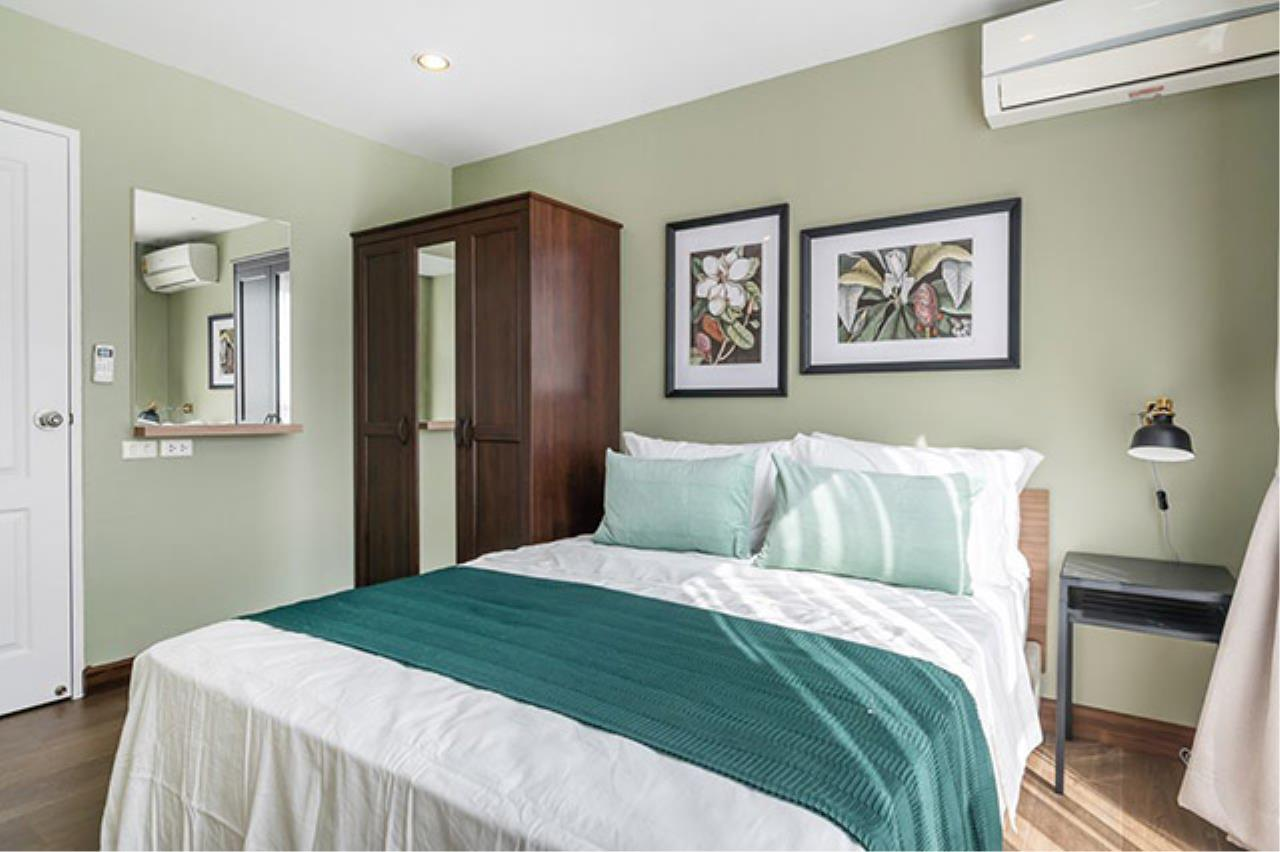 Agent - Sarunya jantanakorn Agency's BE0116 Condo for Sale The Niche Sukhumvit 49 fl.2nd 44 sqm 1 bed near BTS Thong Lo 3