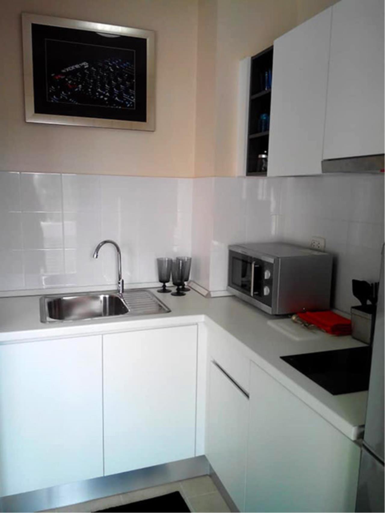 Agent - Sarunya jantanakorn Agency's BE0117 Condo for Sale Kris Garden Rama 9 fl.6th 33 sqm 1 bed near MRT Rama 9 6