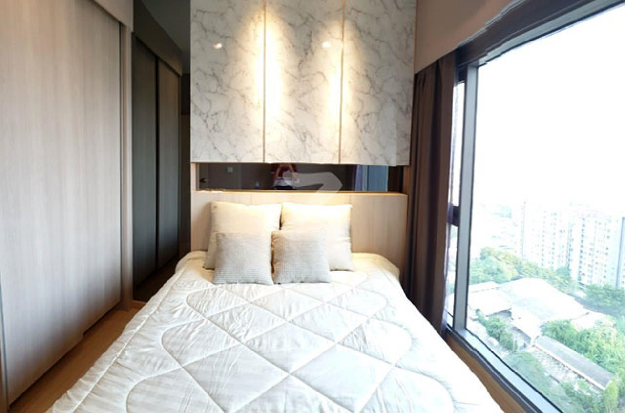 Agent - Sarunya jantanakorn Agency's BE0118 Condo for Sale Whizdom Connect Sukhumvit fl.21st 30 sqm 1 bed near BTS Punnawithi 2
