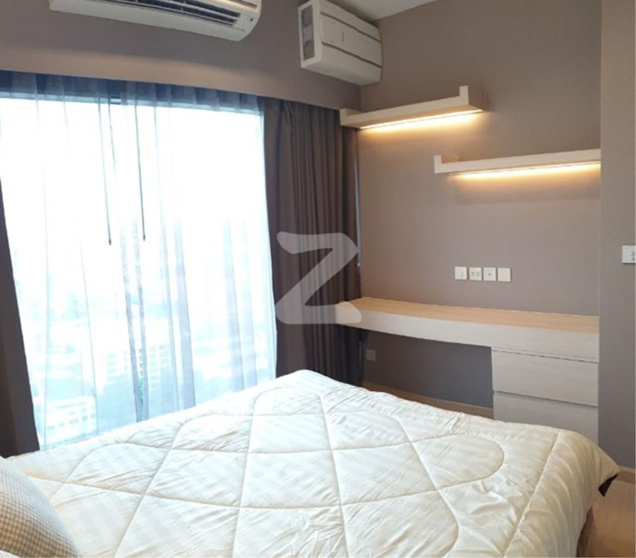 Agent - Sarunya jantanakorn Agency's BE0118 Condo for Sale Whizdom Connect Sukhumvit fl.21st 30 sqm 1 bed near BTS Punnawithi 3