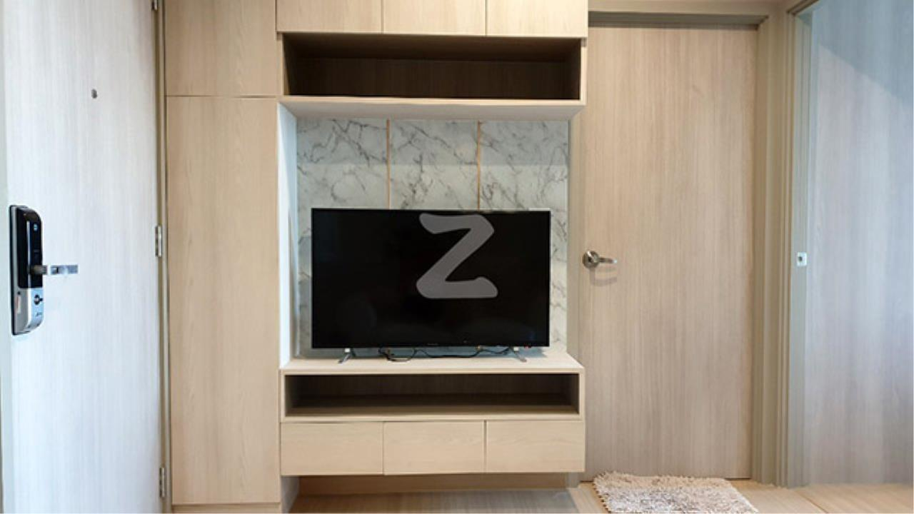 Agent - Sarunya jantanakorn Agency's BE0118 Condo for Sale Whizdom Connect Sukhumvit fl.21st 30 sqm 1 bed near BTS Punnawithi 5