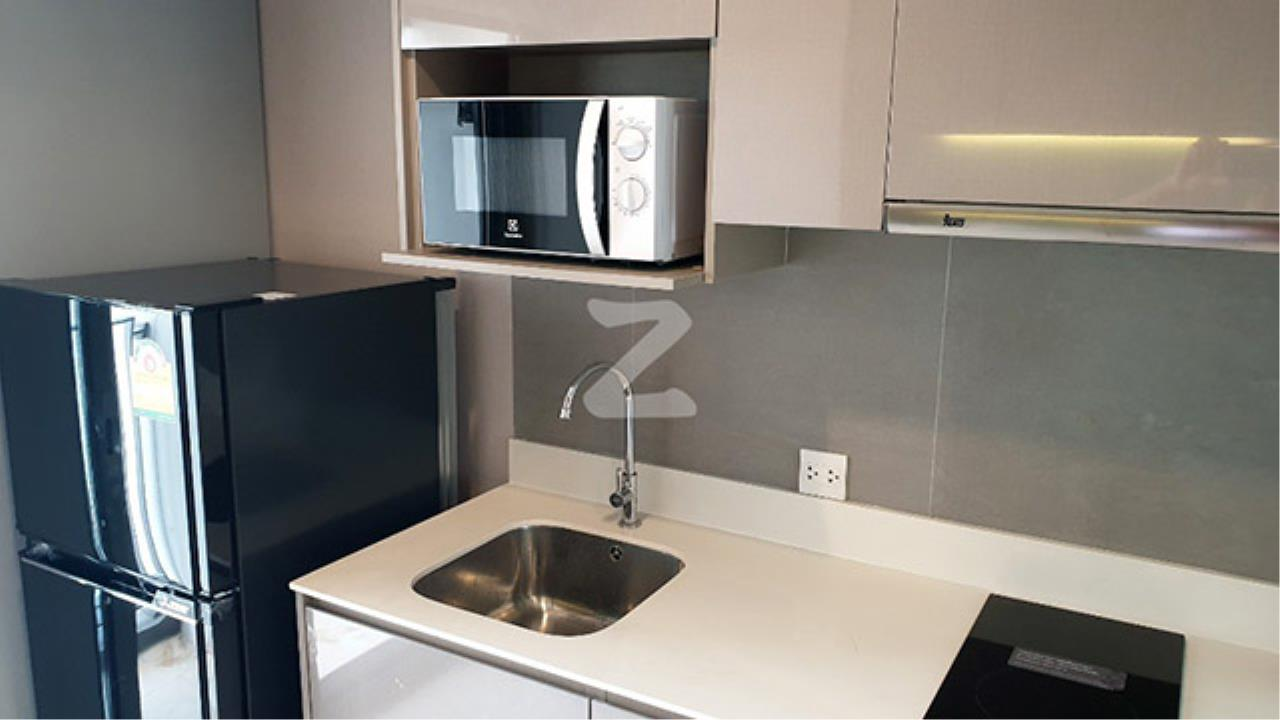 Agent - Sarunya jantanakorn Agency's BE0118 Condo for Sale Whizdom Connect Sukhumvit fl.21st 30 sqm 1 bed near BTS Punnawithi 7