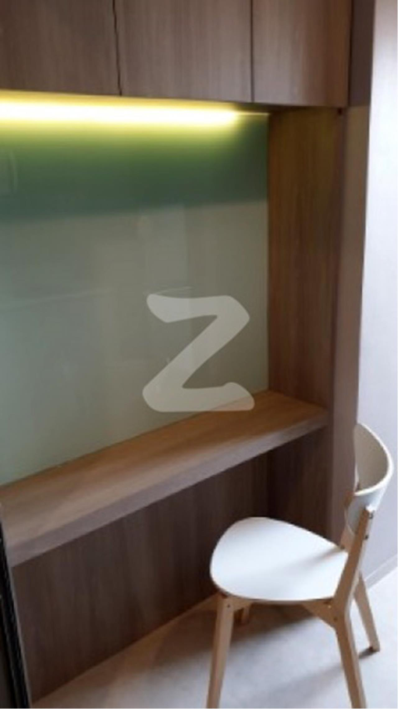 Agent - Sarunya jantanakorn Agency's BE0118 Condo for Sale Whizdom Connect Sukhumvit fl.21st 30 sqm 1 bed near BTS Punnawithi 9