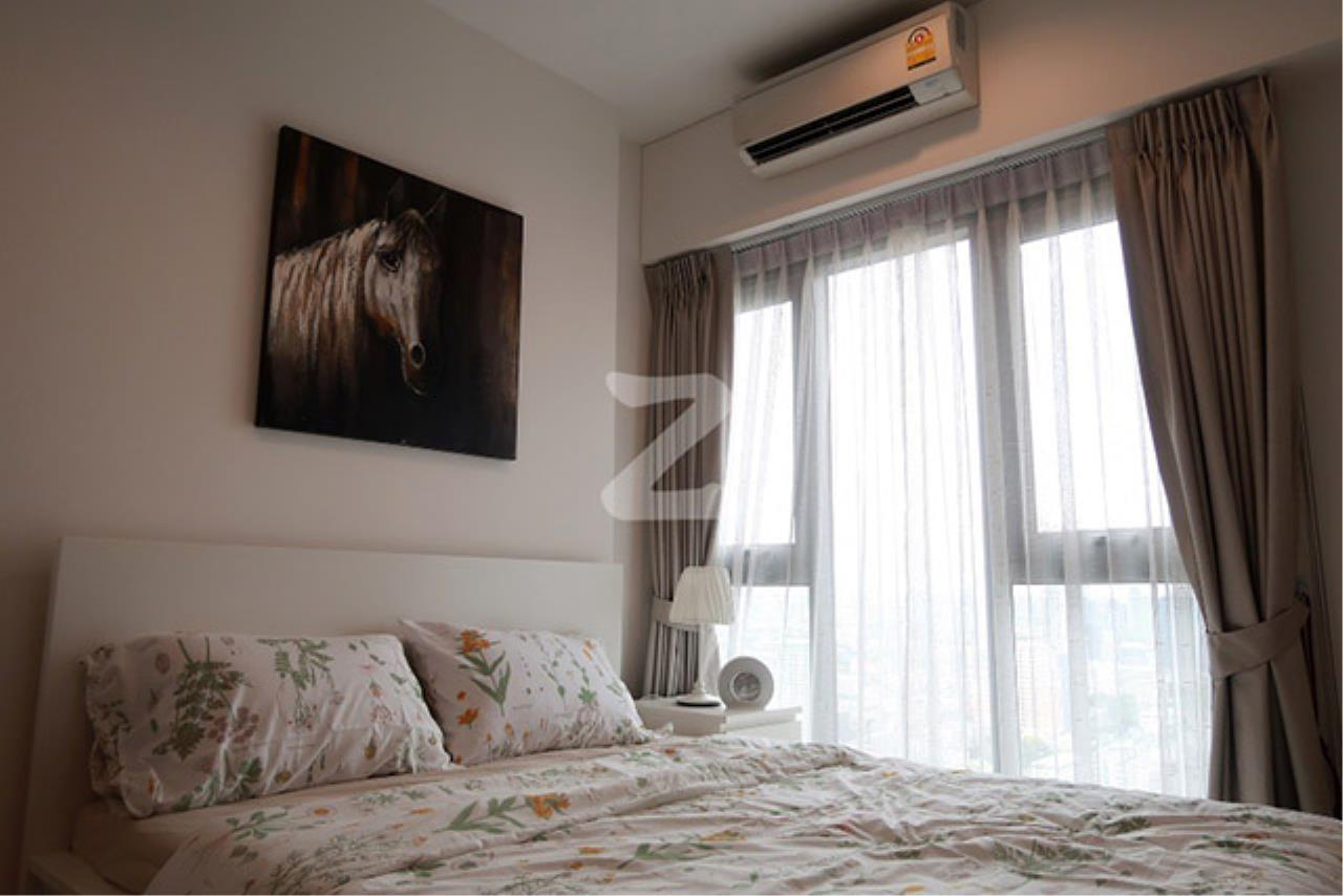 Agent - Sarunya jantanakorn Agency's BE0119 Condo for Sale Whizdom Connect Sukhumvit fl.32nd 29 sqm 1 bed near BTS Punnawithi 2