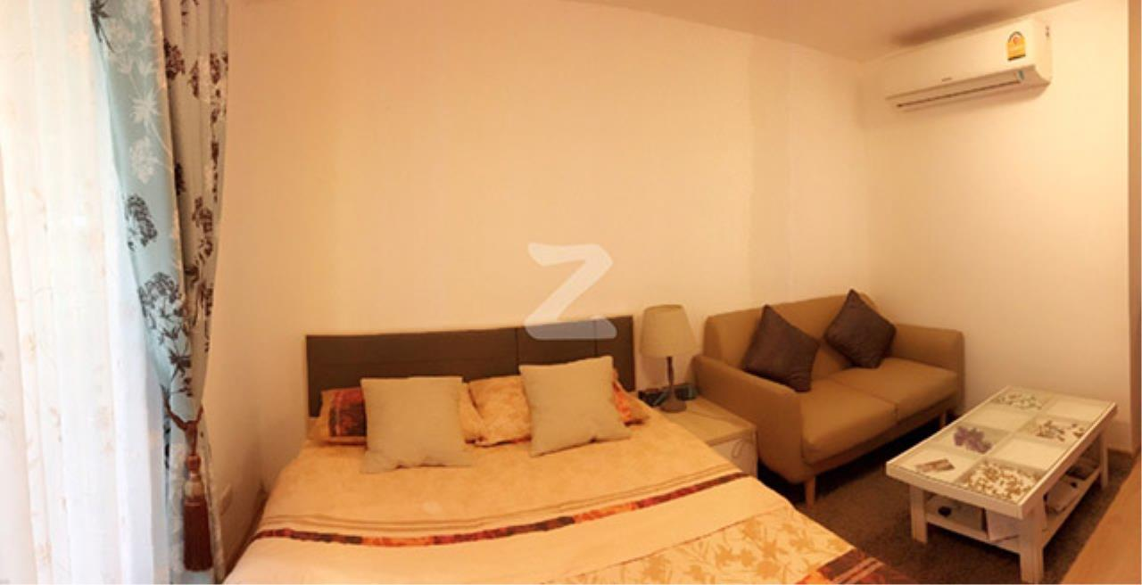 Agent - Sarunya jantanakorn Agency's BE0121 Condo for Sale Elio Del Ray fl.1st 24 sqm near BTS Punnawithi 3