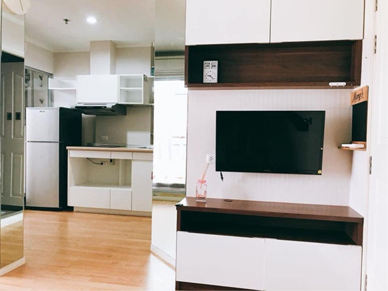 Agent - Sarunya jantanakorn Agency's BE0168 Condo for Sale Lumpini Ville Lasalle-Barring 26 sqm near BTS Bang Na 4