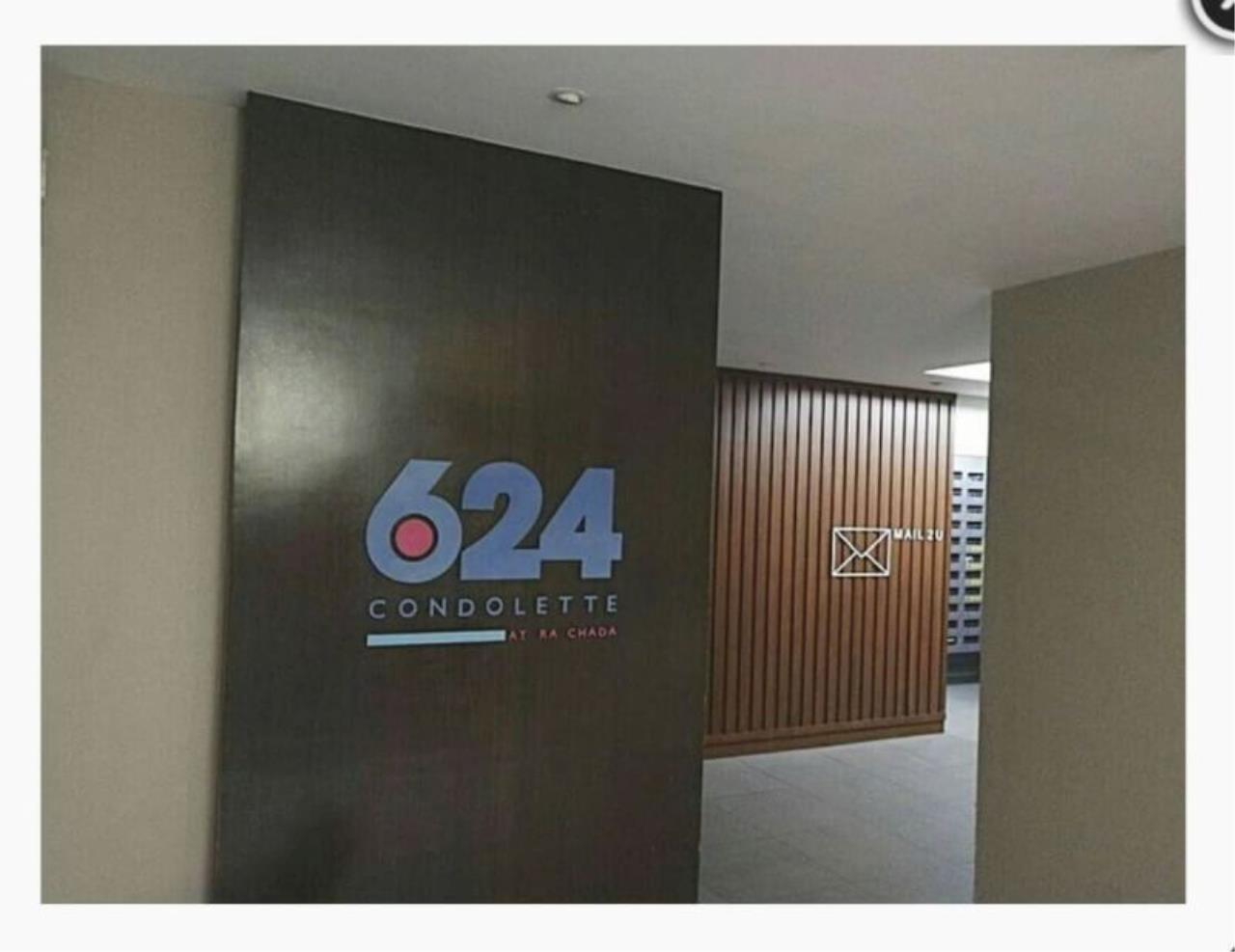 Agent - Nutdawat Agency's Condo624 2