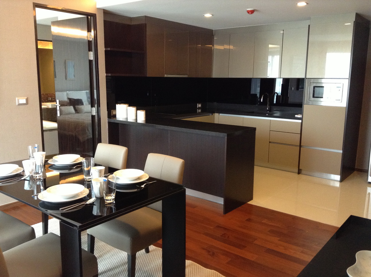 RE/MAX Properties Agency's RENT 2 Bedroom 114 Sq.m at The Address Sukhumvit 61 15