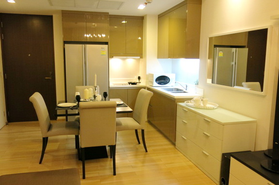 RE/MAX Properties Agency's RENT 2 Bedroom 70 Sq.m at Siri @ Sukhumvit 13
