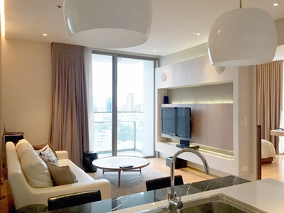 RE/MAX Properties Agency's RENT 1 Bedroom 62 Sq.m at Aequa Sukhumvit 49 1