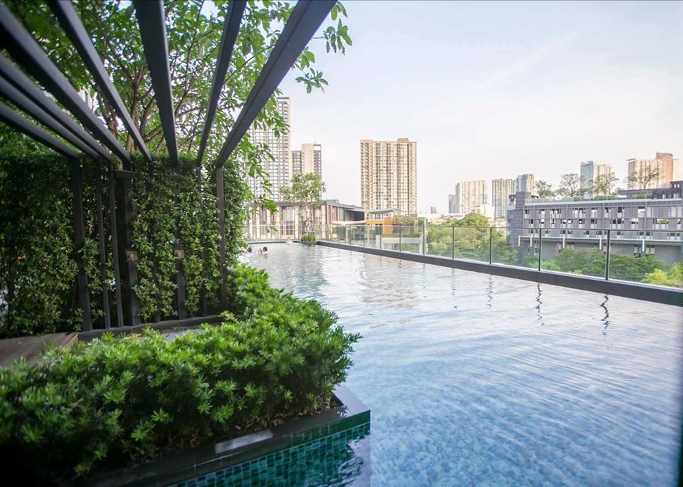 RE/MAX Properties Agency's RENT  The Base Park East 1 bed 27 Sq.m Sukhumvit  6