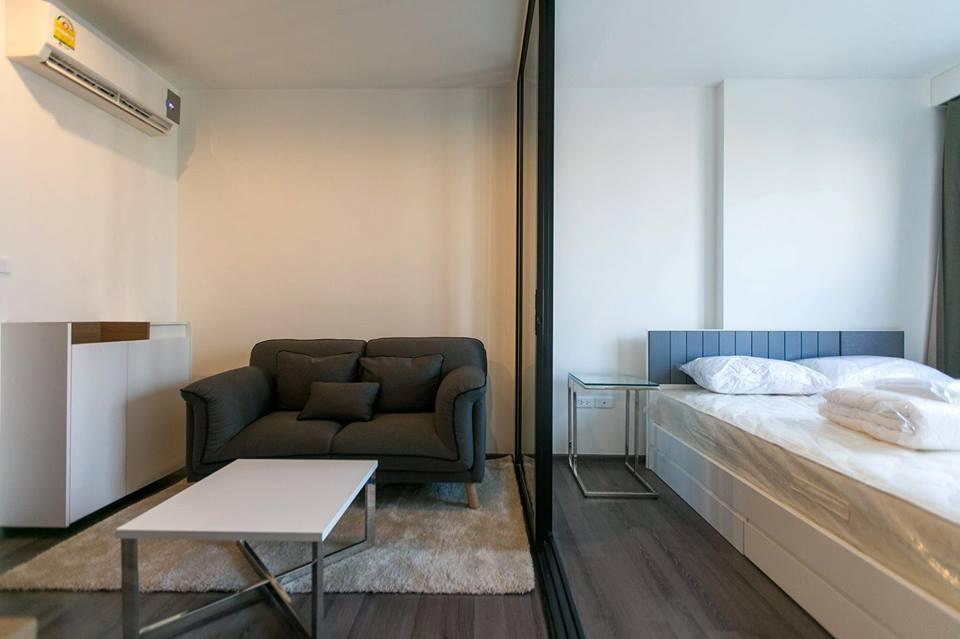 RE/MAX Properties Agency's RENT  The Base Park East 1 bed 27 Sq.m Sukhumvit  7