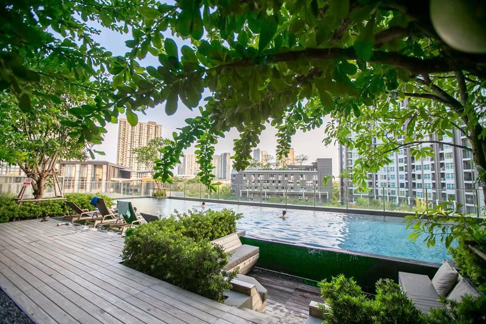 RE/MAX Properties Agency's RENT  The Base Park East 1 bed 27 Sq.m Sukhumvit  11