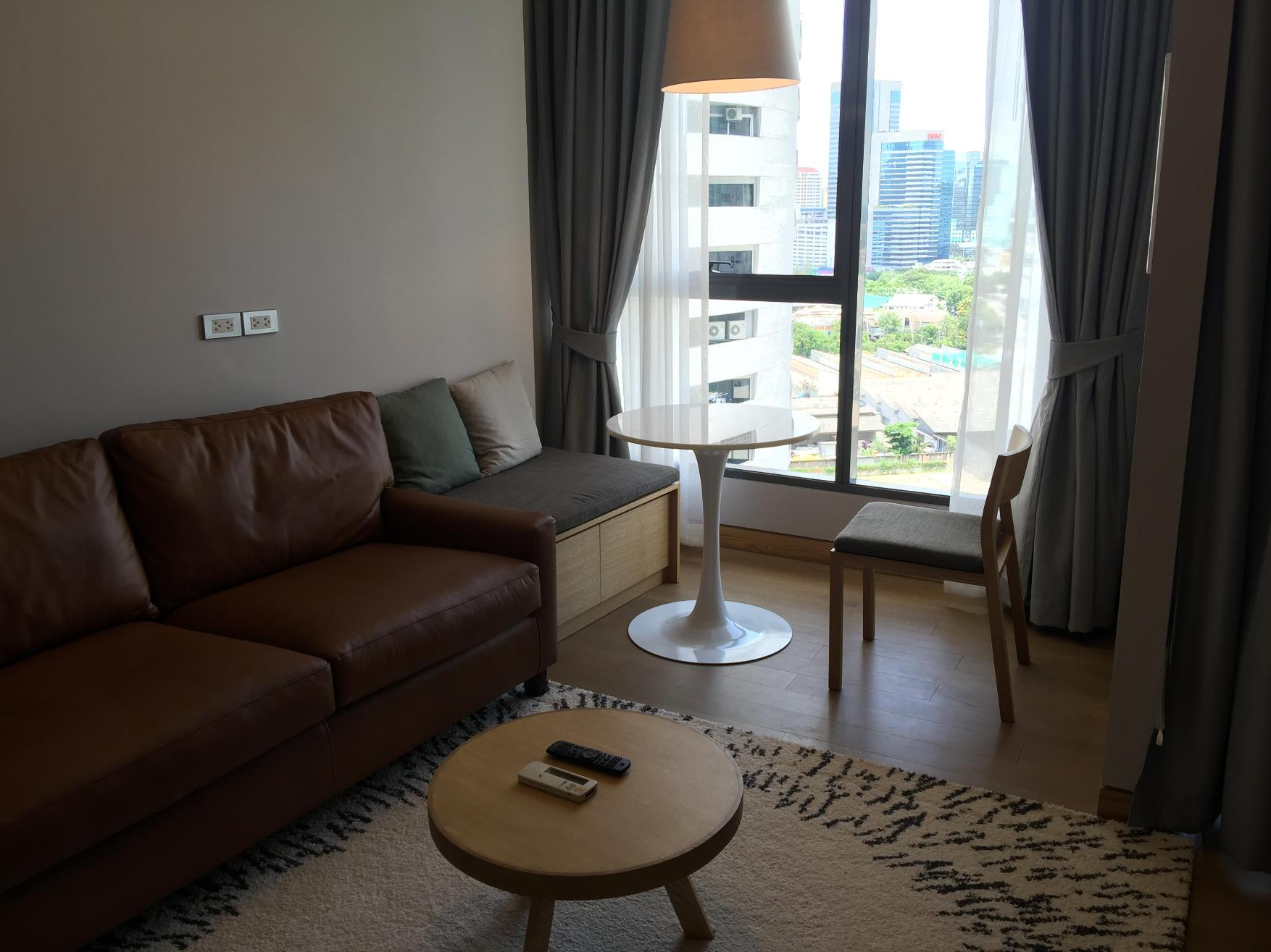 RE/MAX Properties Agency's SALE / RENT The Lumpini24 1 Bed 38 Sq.m at Sukhumvit 2