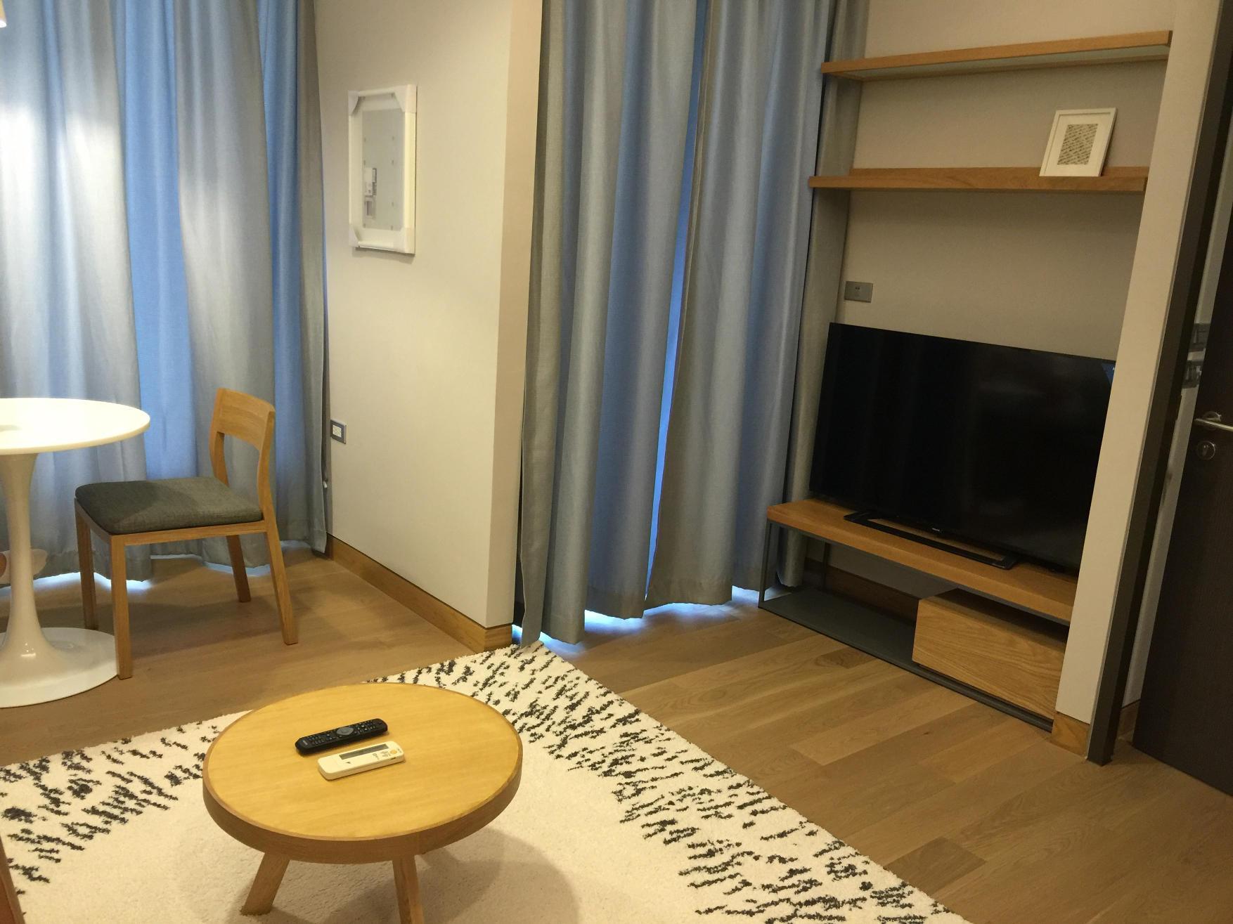 RE/MAX Properties Agency's SALE / RENT The Lumpini24 1 Bed 38 Sq.m at Sukhumvit 5