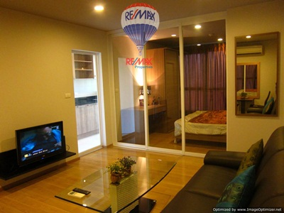 RE/MAX Properties Agency's SALE/RENT 1 Bedroom 40.5 Sq.m at Hive Sukhumvit 65 1