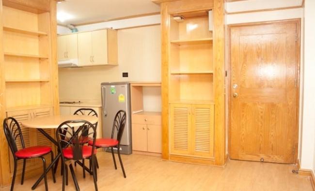 RE/MAX Properties Agency's RENT 1 Bedroom 47 Sq.m Baan Suk San 1