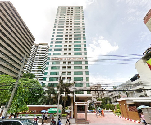RE/MAX Properties Agency's SALE 2 Bedroom 80 Sq.m at Sukhumvit Living Town 7