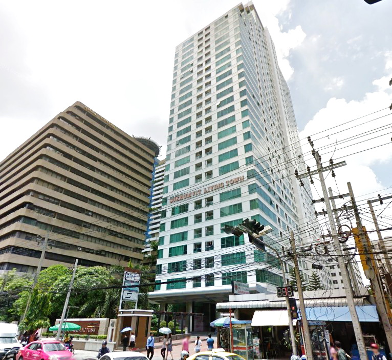 RE/MAX Properties Agency's SALE 2 Bedroom 80 Sq.m at Sukhumvit Living Town 8