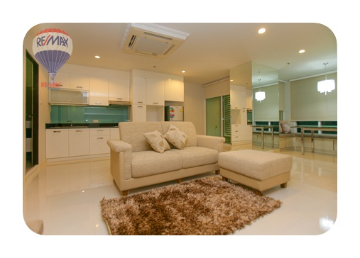 RE/MAX Properties Agency's SALE 2 Bedroom 80 Sq.m at Sukhumvit Living Town 1