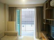 RE/MAX Properties Agency's Sale 1 Bedroom in Voque Sukhumvit 16, close to BTS Asoke and MRT Queen Sirikit 2
