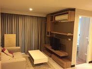 RE/MAX Properties Agency's Sale 1 Bedroom in Voque Sukhumvit 16, close to BTS Asoke and MRT Queen Sirikit 3