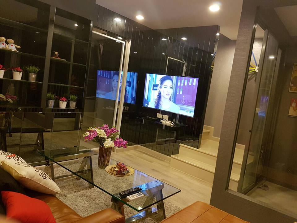 RE/MAX Properties Agency's Urgent Sale Ideo Mobi Sukhumvit 2 Bedrooms Duplex only 9.29 M.THB 3