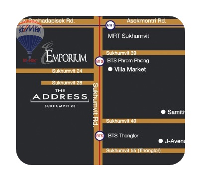 RE/MAX Properties Agency's Rent The Address Sukhumvit 28 11