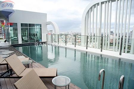 RE/MAX Properties Agency's Aspire 2 bedroom 55 Sq.m at Aspire sukhumvit 48 3