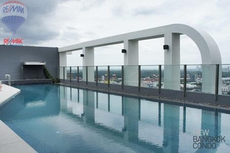 RE/MAX Properties Agency's Aspire 2 bedroom 55 Sq.m at Aspire sukhumvit 48 4